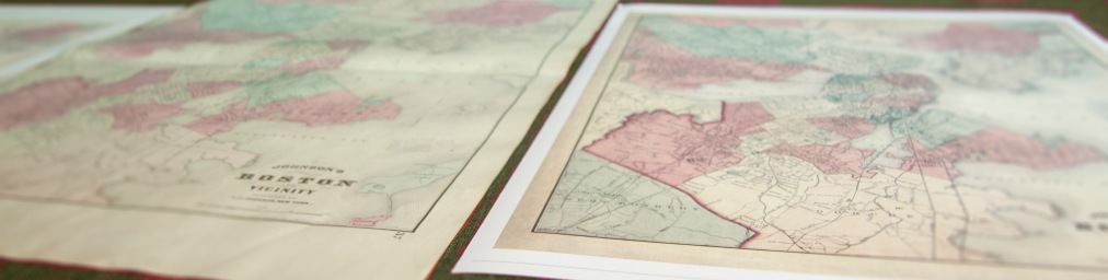Old Maps and other vintage prints
